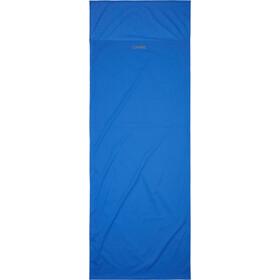 CAMPZ Egyptian Cotton Sovepose liner Kuvert, blå